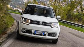 Suzuki Ignis - oryginał z Japonii | TEST