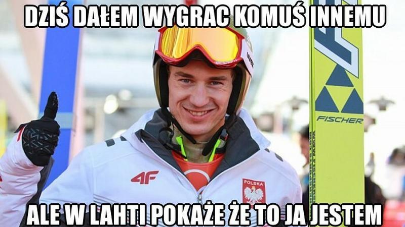 PŚ w Willingen: Kamil Stoch piąty. Memy po niedzielnym konkursie