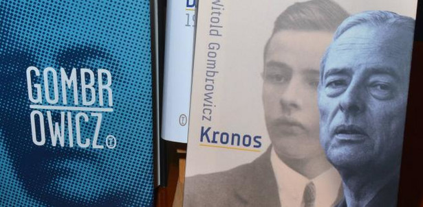 """Witold Gombrowicz """"Kronos"""""""