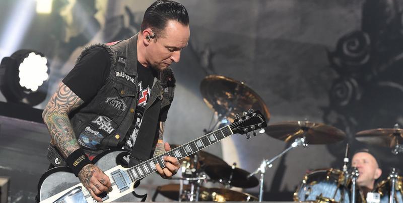 Volbeat - koncert w Warszawie w lipcu