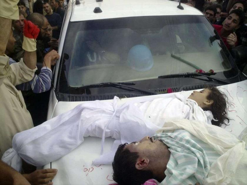 masakra w syrii