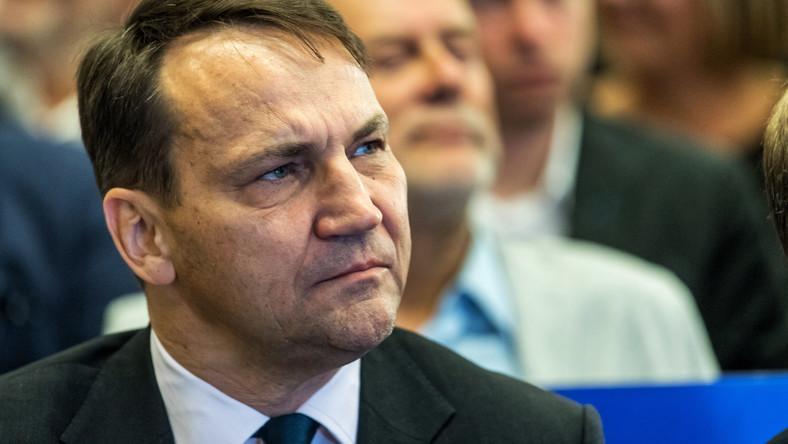 Znalezione obrazy dla zapytania jarosław sikorski zdjęcie