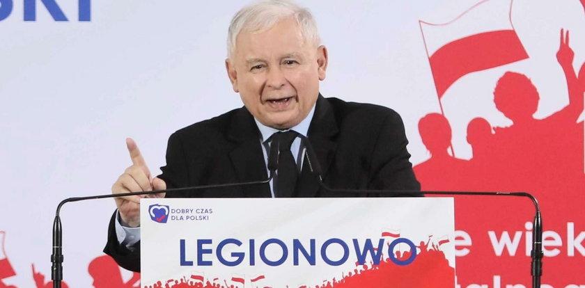 Kaczyński grzmi: Dwie mamusie.... Tak nie będzie!
