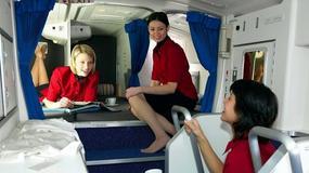 Sekretne pomieszczenia w samolotach, o których wiedzą tylko nieliczni