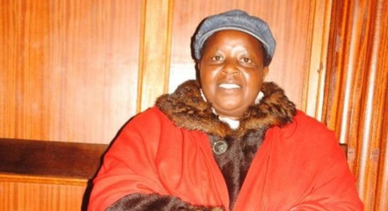 Bishop Wanjiru in court