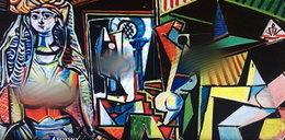 Telewizja cenzuruje dzieło Picassa