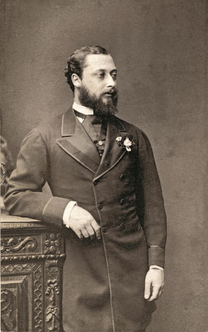 Albert Edward Edward Vii Royalty King