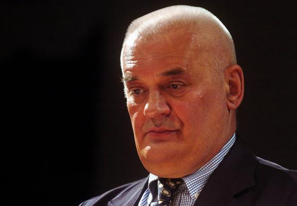 Tijanić: Pritisak zaposlenih i gledalaca uticao je na to da se kandidujem