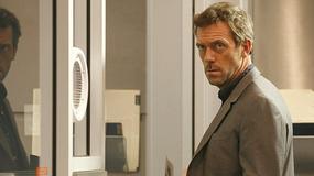 Hugh Laurie i Gretchen Mol w serialu Hulu