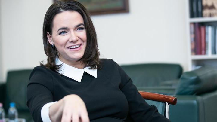 Novák Katalin: ha Magyarország letér az útról, porig lehet rombolni, amit a kormány elért