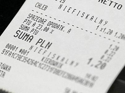 Loteria paragonowa opłaca się budżetowi - twierdzi Ministerstwo Finansów