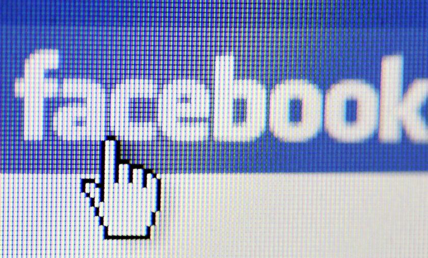 Facebook unika podatków