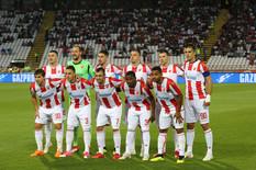 FK Crvena zvezda, FK Spartaks Jurmala