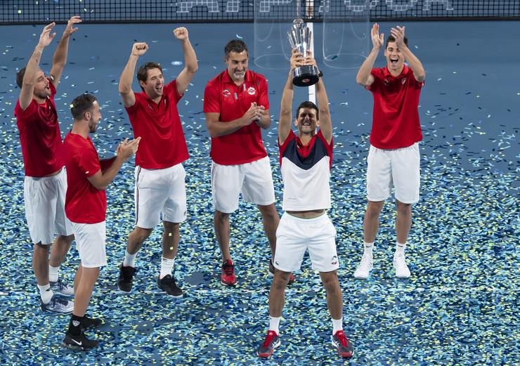 Reprezentacija Srbije na ATP kupu