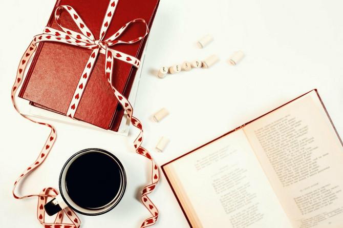 Knjiga za Dan zaljubljenih