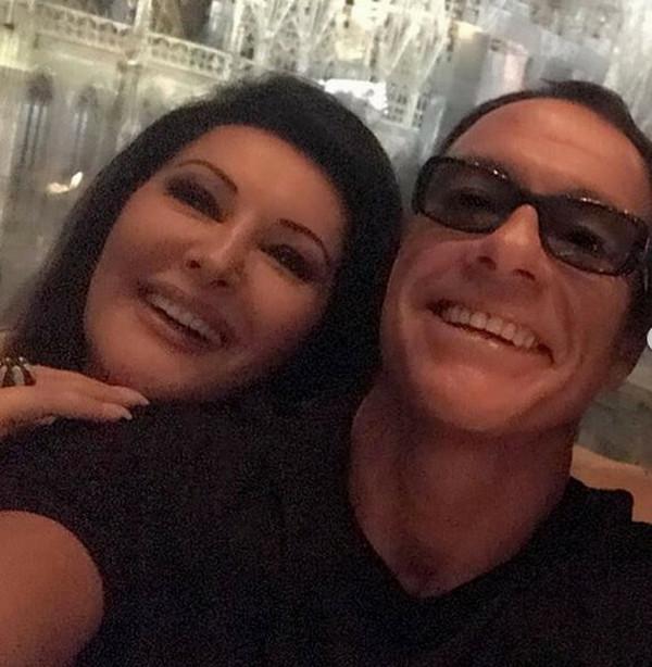 Žan Klod Van Dam nedavno je bio gost Dragane Mirković i njenog supruga Tonija Bijelića