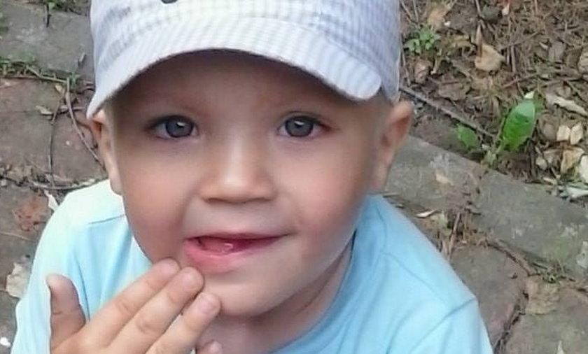 Nie żyje 3 letni Jakub Fuks z Tychow