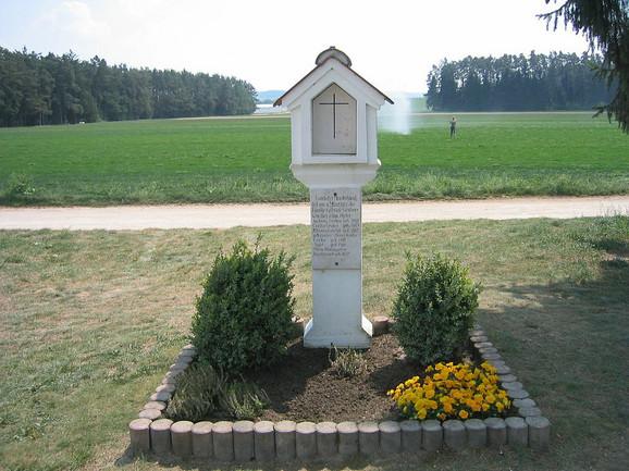 Svetilište u blizini farme