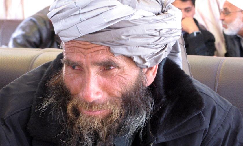 Bachretdin Chakimov  Po 33 latach rosyjski żołnierz odnaleziony w Afganistanie