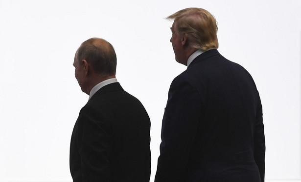 Chiny zacieśniają współpracę z Rosją, aby osłabić Stany Zjednoczone