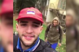 POZDRAV IZ RUSIJE Veljko Ražnatović zapevao i iznenadio čak i majku (VIDEO)