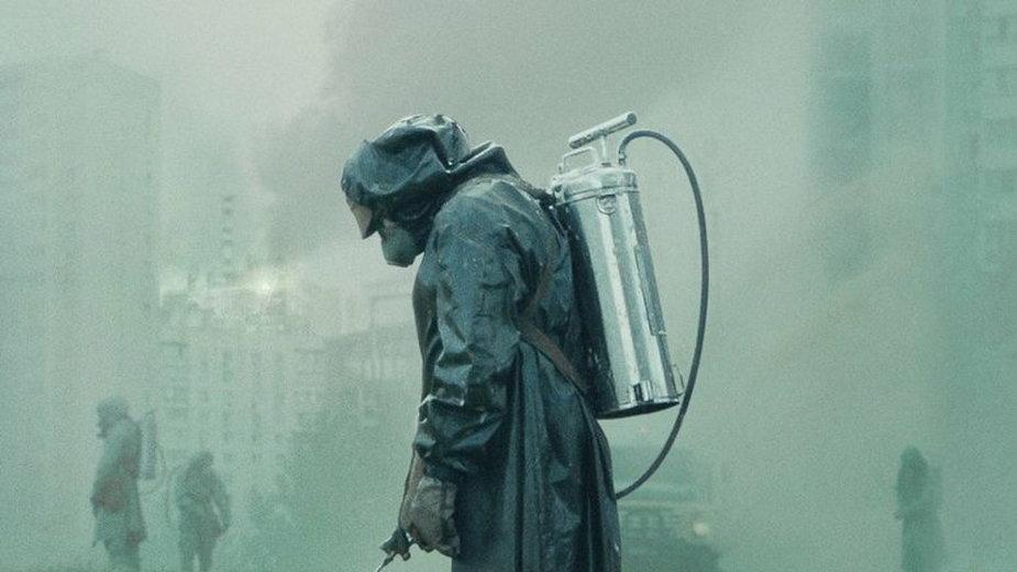 """Czarnobyl"": kadr z serialu"