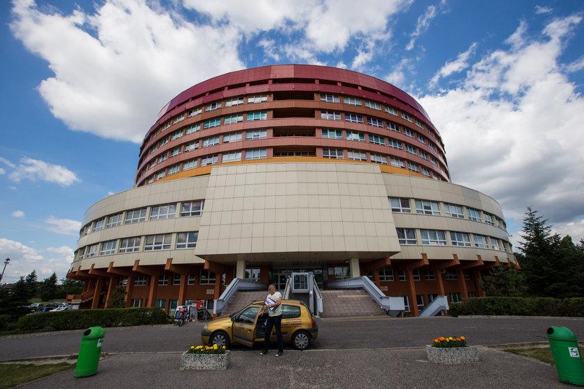 Zbigniew Zamachowski w szpitalu