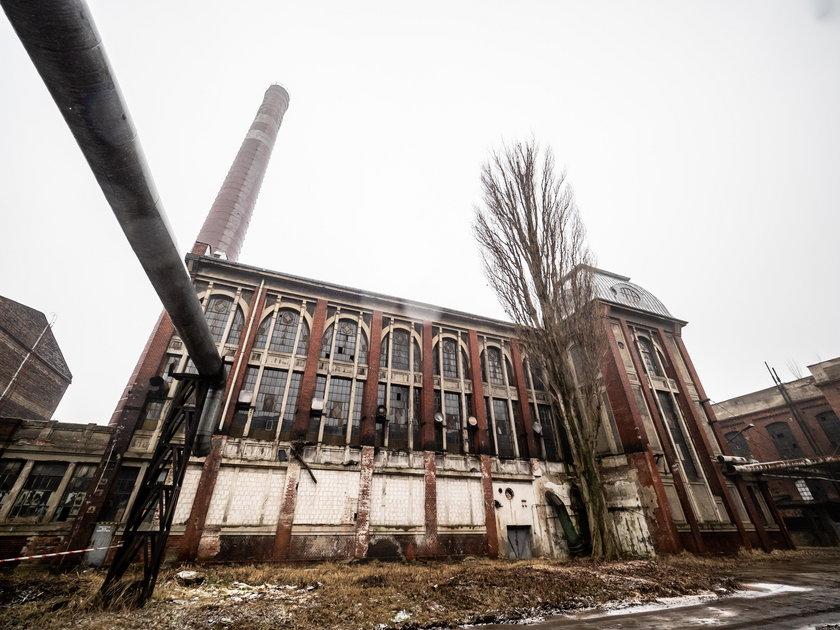 Fabryka Scheiblera przy ul. Tymienieckiego