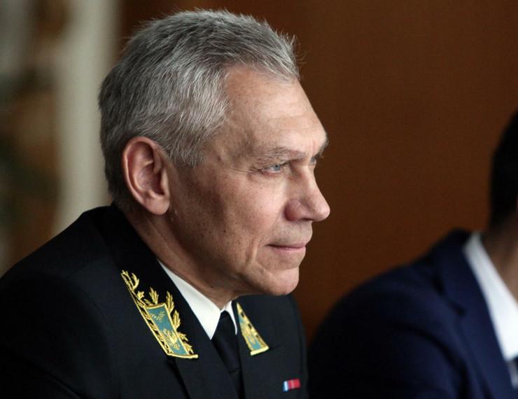 Aleksandar Vučić, ambasador Rusije, Aleksandar Bocan Harčenko