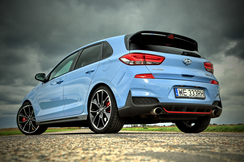 Hyundai i30 N Performance