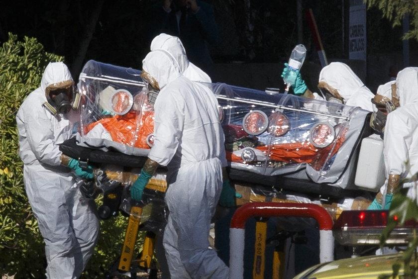 Ebola jest w Polsce? Wrocławscy licealiści zagrożeni