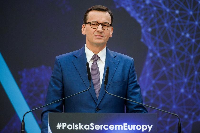 """Morawiecki zdecydowanie o drażliwym temacie. """"Nie będzie naszej zgody"""""""
