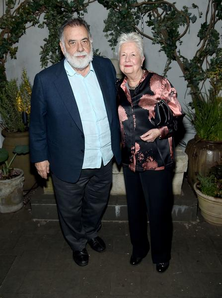 Francis Ford Coppola i Eleanor Coppola