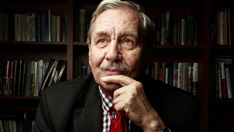 Prof. Jerzy Eisler historyk, pracuje w Instytucie Historii PAN, kieruje Oddziałem IPN w Warszawie