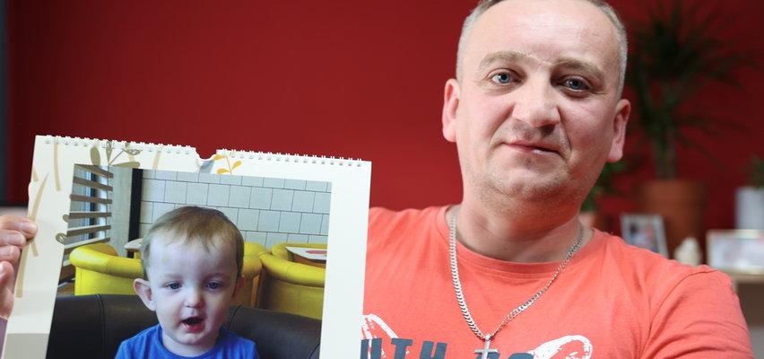 """2-letni chłopczyk omal nie utopił się w szambie. Rodzice nie tracą nadziei. """"Nasz Michałek jeszcze będzie biegać jak kiedyś!"""""""