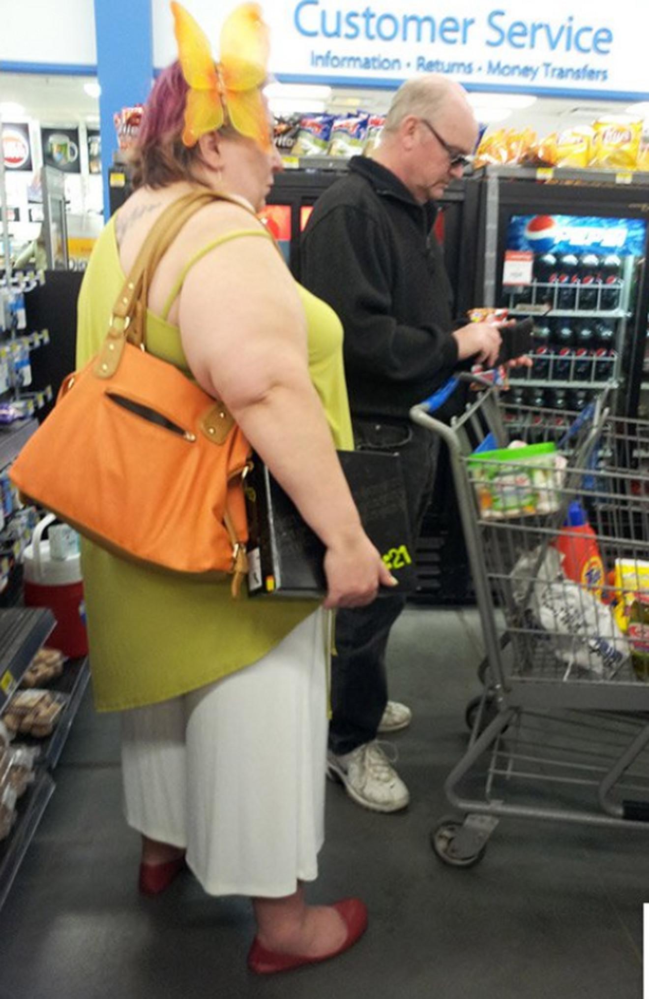 Ljudi iz prodavnica