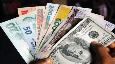 Nigerian naira drops against major currencies at the parallel market