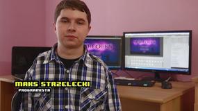 Maksymilian Strzelecki - programista, który przełamuje bariery