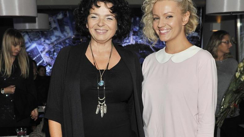 Premiera nowej książki autorstwa Katarzyny Grocholi była okazją do publicznego pojawienia się jej córki Doroty