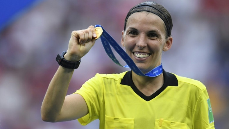 Stephanie Frappart will become the first woman to referee a major men's match in European competition as she officiates Wednesday's Super Cup between Liverpool and Chelsea