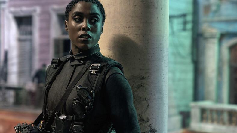 Lashana Lynch jako agentka 007