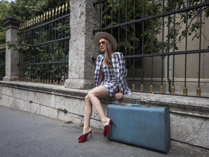 Marija Tarlać otkrila nam je najvredniji modni savet, ali i na koga je u životu NAJSLABIJA