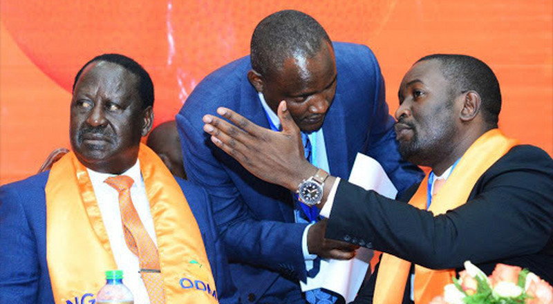 ODM begins search for 2022 presidential candidate