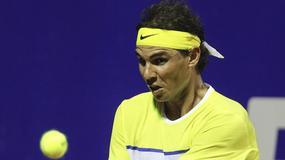 Rafael Nadal pokazał piłkarskie sztuczki