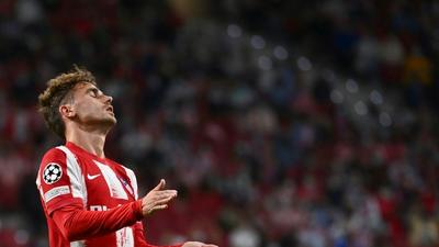 'Morbid' reception for Griezmann as Atletico given late scare by Porto