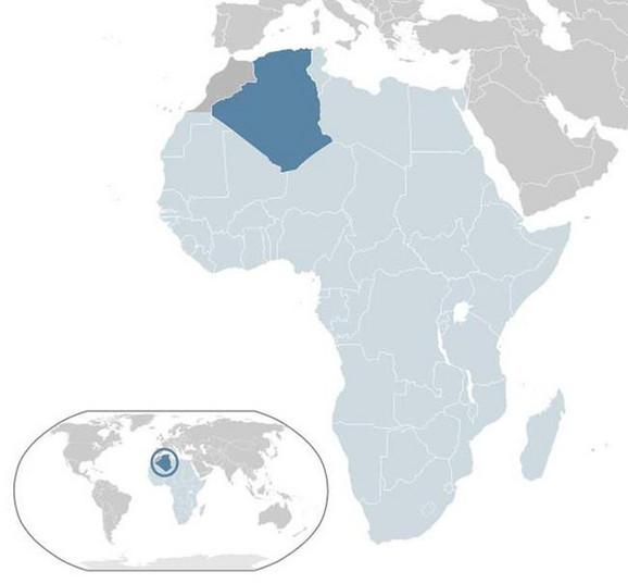 Alžir (foto: Wikipedia)