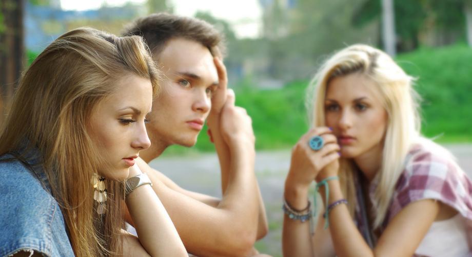 co zrobić, jeśli twoja sympatia spotyka się z inną dziewczyną