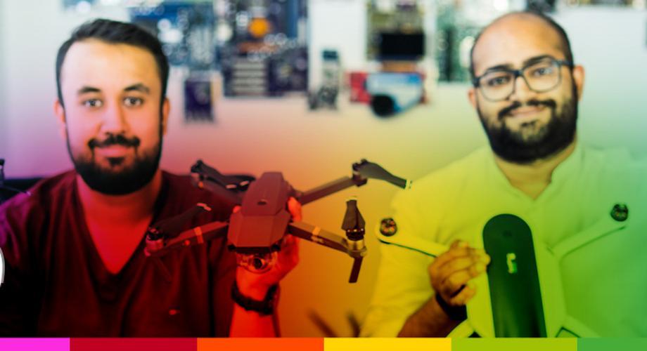 BestCast 129: Kompakte Drohnen für den Urlaub