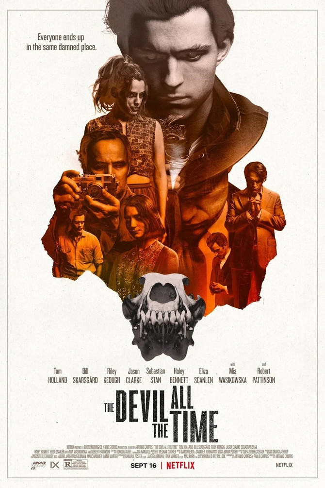 Film The Devil All the Time