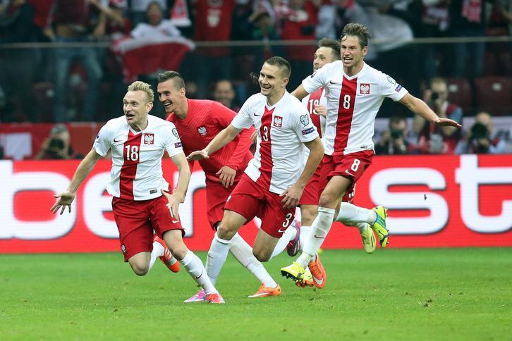 5b546023f Polska - Niemcy eliminacje Euro 2016